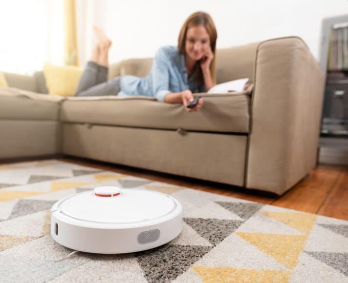 X-SWEEPUP Il Robot Aspirapolvere Più Economico sul Mercato (1)
