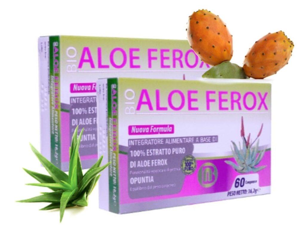 Aloe Ferox Ingredienti