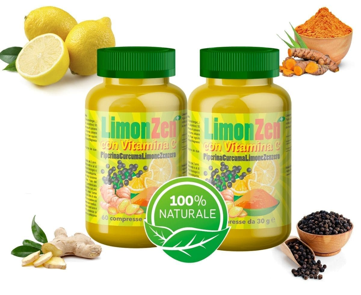 Limonzen integratore dimagrante
